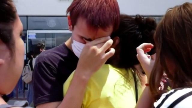 Liberan a seis jóvenes detenidos tras las protestas en Jalisco