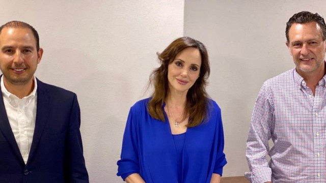 Lilly Téllez se integra al PAN en el Senado tras renuncia a Morena