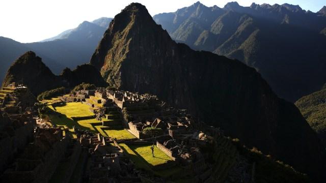 FOTO: Machu Picchu limitará visitantes cuando vuelva a abrir sus puertas en julio, el 14 de junio de 2020