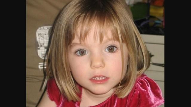 Identifican a sospechoso en desaparición de Madeleine McCann