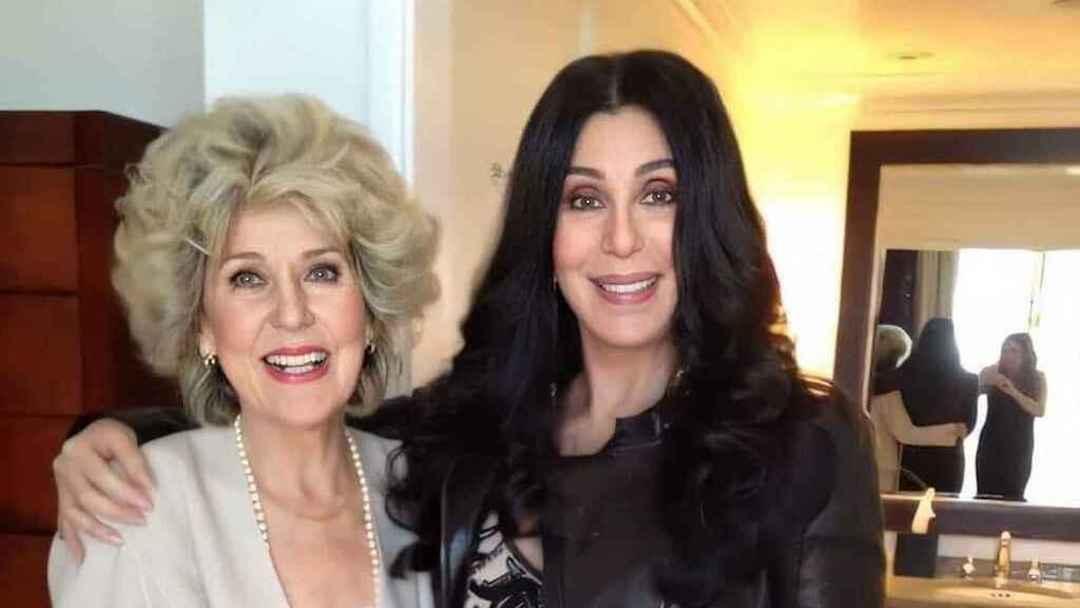 Foto Madre De Cher Cantante Actriz Hija Foto Twitter