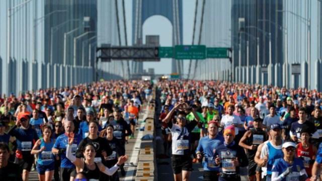 FOTO: Maratón de Nueva York se cancela por la pandemia de coronavirus, el 24 de junio de 2020