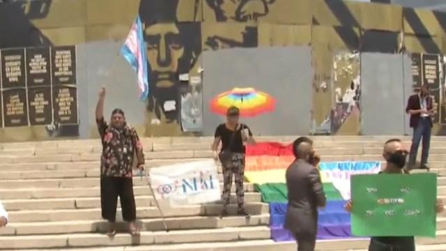 Comunidad LGBTTTIQ, miles participan en marcha digital del Orgullo Gay en México y denuncian asesinatos
