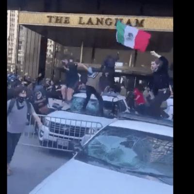 Mexicanos se suman a las protestas contra abusos policíacos en Estados Unidos