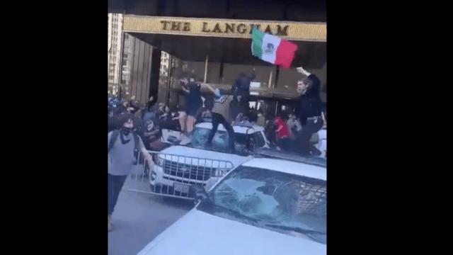 Mexicanos se suman a protestas contra abusos en EEUU