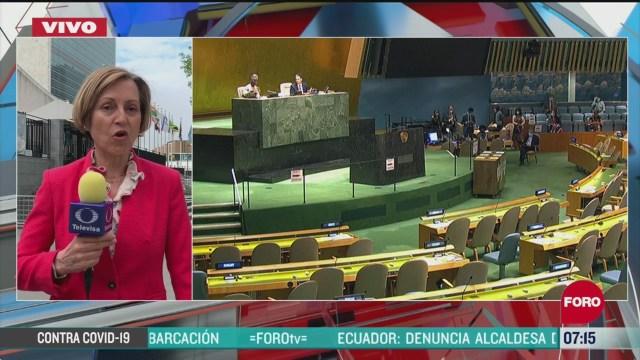 mexico electo como miembro del consejo de seguridad de la onu