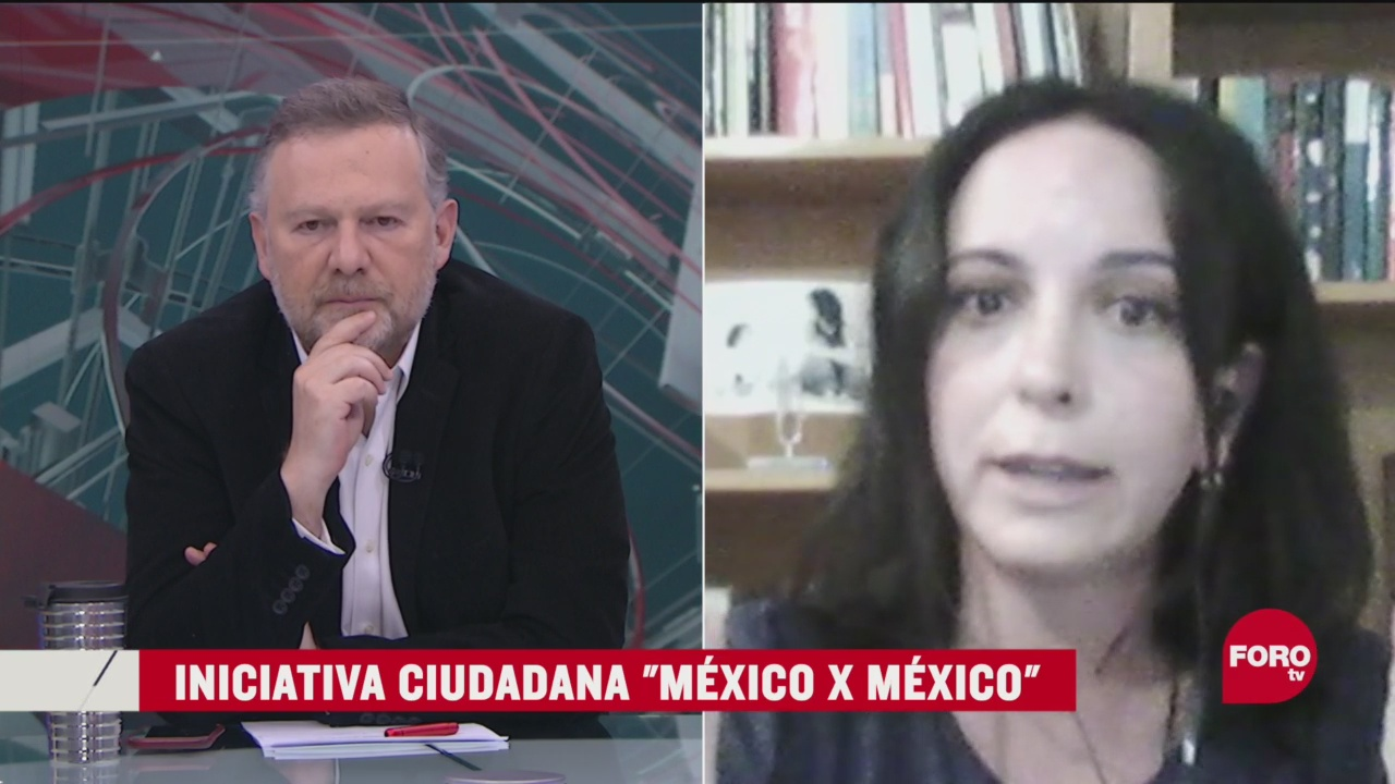 Leo Zuckermann y Maite Azuela revisan las iniciativas ciudadanas contra el coronavirus, México x México