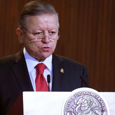 Ministro Zaldívar califica como crimen de Estado asesinato de juez Uriel Villegas