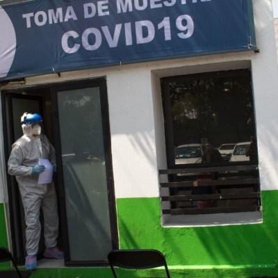 Central de Abasto de CDMX instala módulo para detección de coronavirus