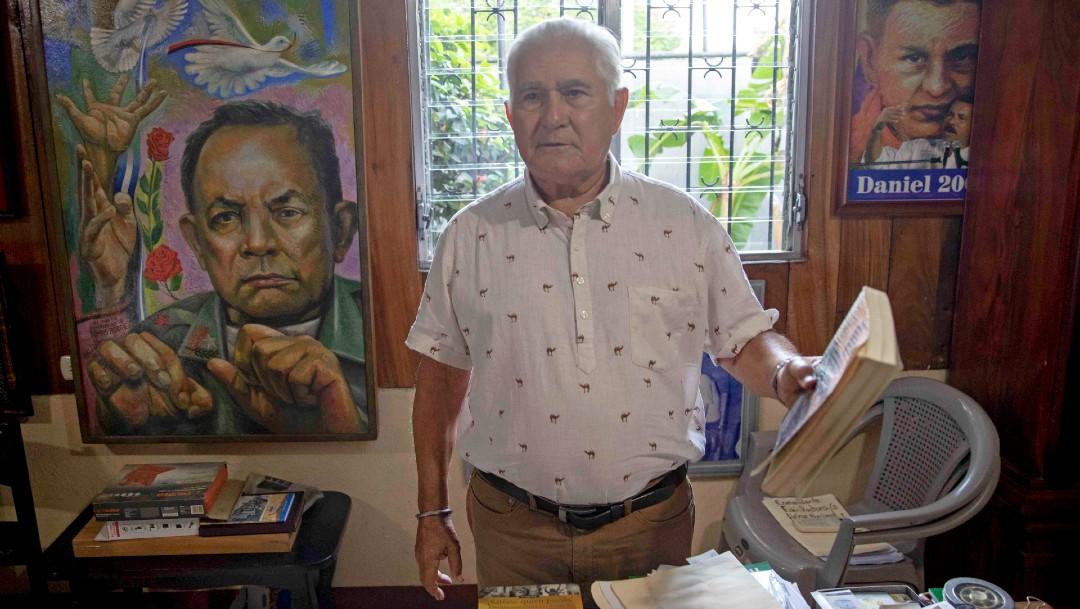 Fallece el ex guerrillero nicaragüense Edén Pastora