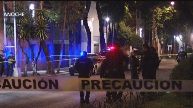 mueren dos hombres tras balacera en iztacalco en cdmx