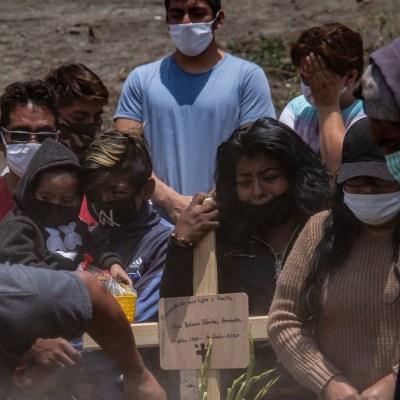 México llega a las 21 mil 825 defunciones y a los 180 mil 545 casos confirmados de Covid-19
