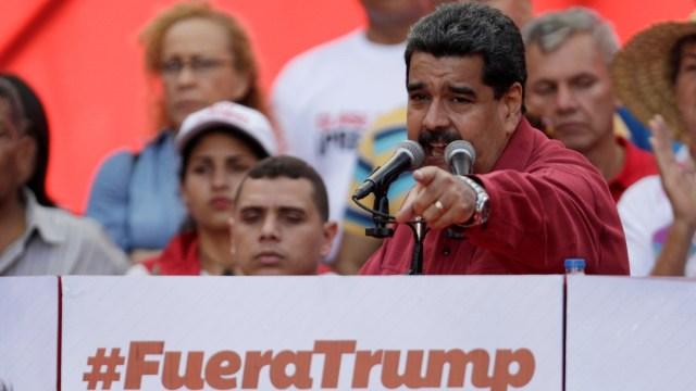 Maduro está 'dispuesto' a conversar con Donald Trump