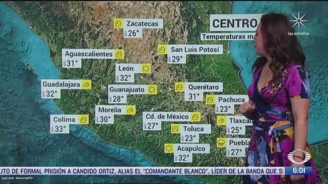 onda tropical 5 provocara lluvias fuertes en el oriente y sureste de mexico