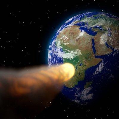 Impactos de asteroides crearon las moléculas de la vida en la Tierra y Marte: Estudio