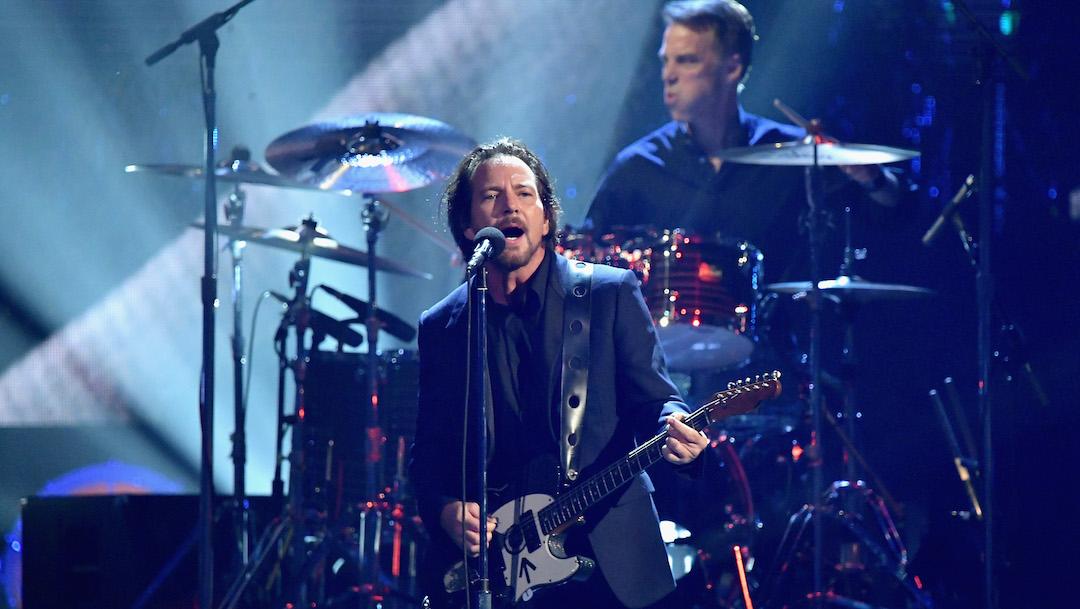 Pearl Jam Dará Un Concierto Transmitido Por Internet, Foto