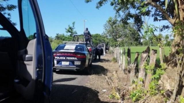 Encuentran a cuatro policías asesinados dentro de una patrulla en Huimanguillo, Tabasco