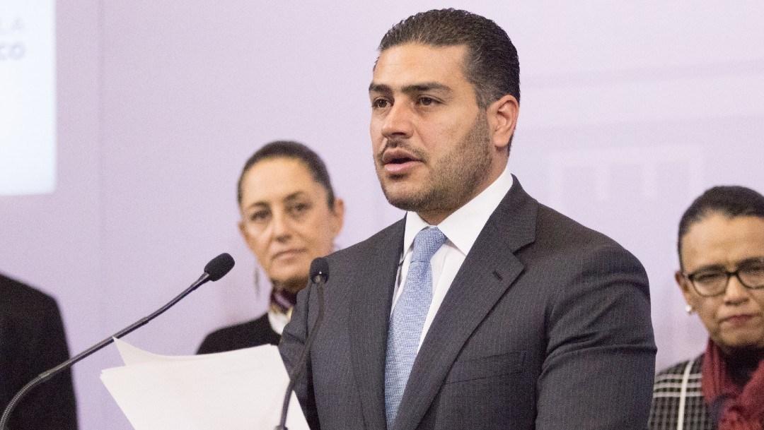 Perfil de Omar García Harfuch, secretario de SSC-CDMX – Noticieros ...