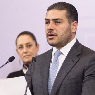 ¿Quién es Omar García Harfuch, el secretario de Seguridad Ciudadana que sufrió un atentando en la CDMX?