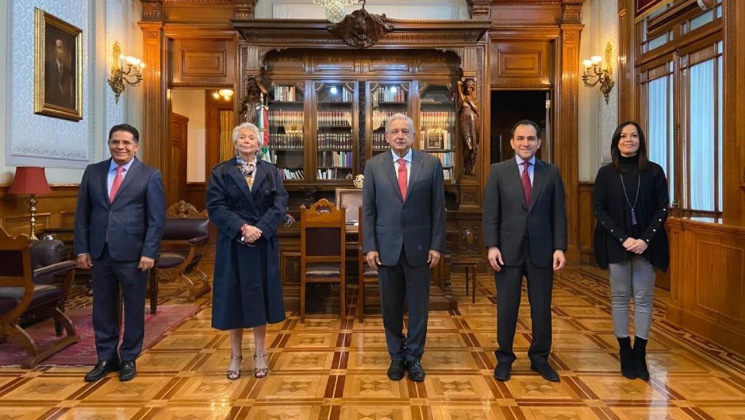 Rabindranath Salazar, subsecretario de Gobernación, da positivo a Covid-19