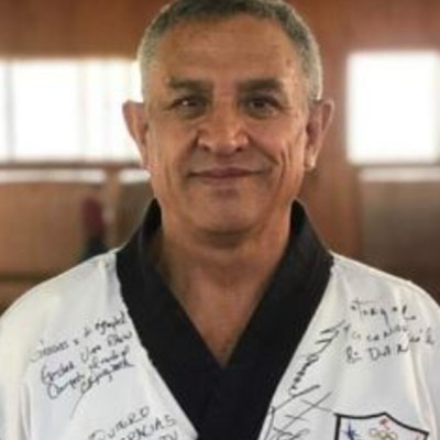 Muere Reinaldo Salazar, padre de los taekwondoínes olímpicos Óscar e Iridia