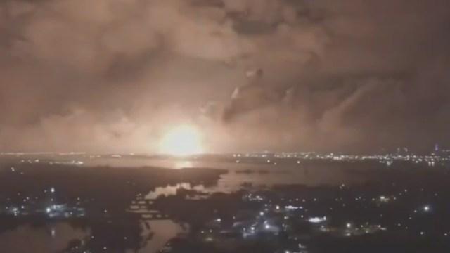 Reportan explosiones en Teherán, Irán
