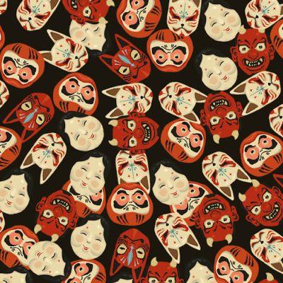 Muy pocos logran encontrar 4 máscaras de chango en la imagen, ¿tú puedes hacerlo?