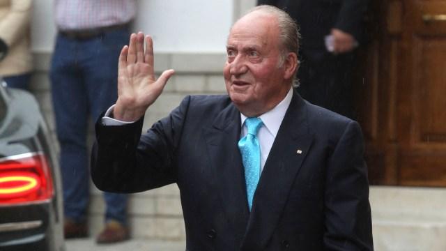 FOTO: Justicia española investiga al rey Juan Carlos en caso de AVE a La Meca, el 8 de junio de 2020