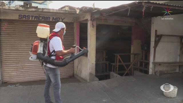 se registran 3 mil 248 casos de dengue en mexico