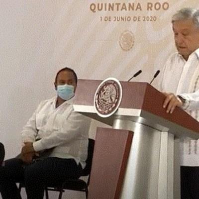 Foto: AMLO: Si se registra rebrote de coronavirus se recomendará el cierre y confinamiento