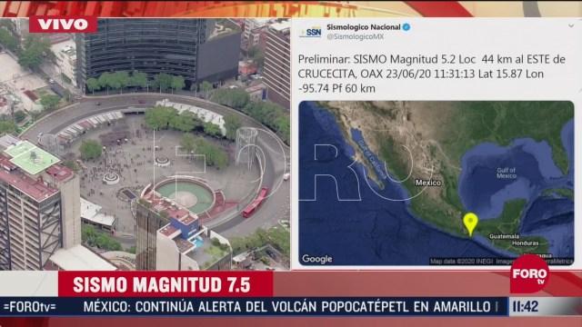 sin danos hospitales covid 19 tras el sismo coordinador de proteccion civil