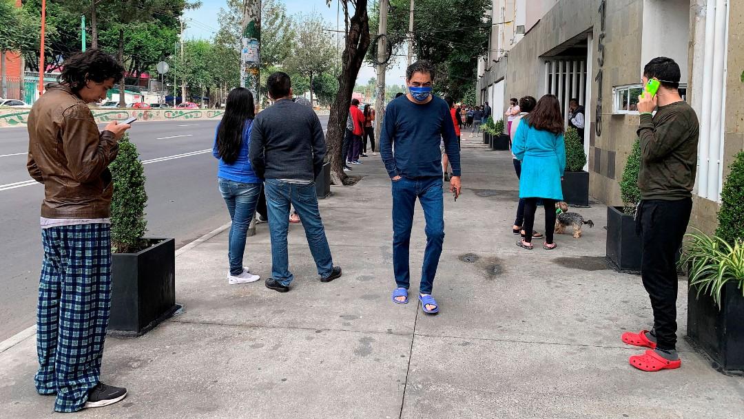 Foto: Sin daños en hospitales del Valle de México tras sismo de magnitud 7.5