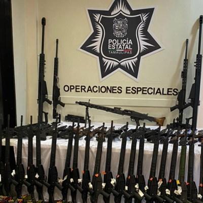 Tamaulipas, primer lugar nacional en combate al crimen organizado, señala el Índice de Paz en México 2020
