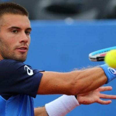 Coric se suma a Dimitrov y es el segundo tenista en dar positivo a coronavirus