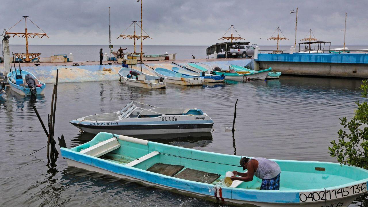 Tormenta tropical Cristóbal provocará lluvias en el sureste de México