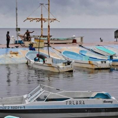 Tormenta tropical Cristóbal provoca inundaciones en 7 municipios de Campeche