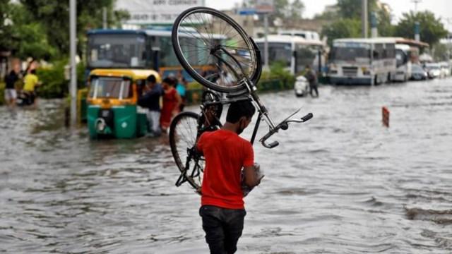 Tormentas en la India dejan al menos 116 muertos
