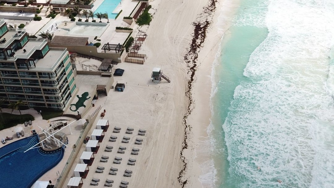 Turismo internacional cae 78.5% en abril en México por COVID-19