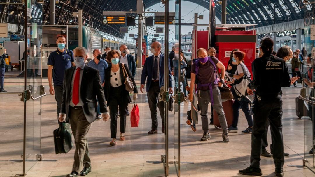 Foto: Unión Europea anuncia fechas para reabrir fronteras interiores y exteriores