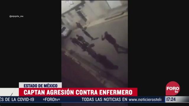 vecinos amenazan con quemar a enfermero en edomex