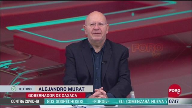 video entrevista completa con alejandro murat gobernador de oaxaca en estrictamente personal