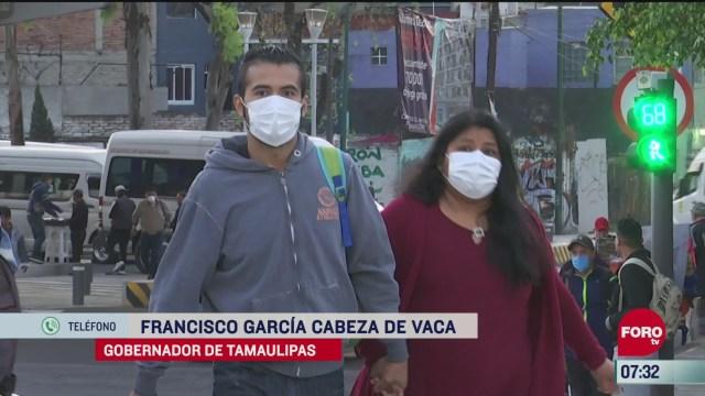 video entrevista completa con el gobernador de tamaulipas en estrictamente personal