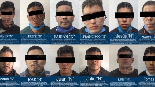 Vinculan a proceso a 12 detenidos por atentado contra Omar García Harfuch