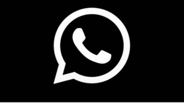 WhatsApp Nuevo Modo Oscuro Logo Imagen