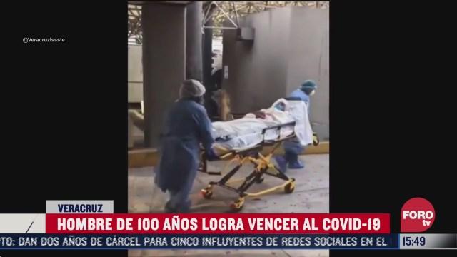 abuelito mexicano de 100 anos vence el covid