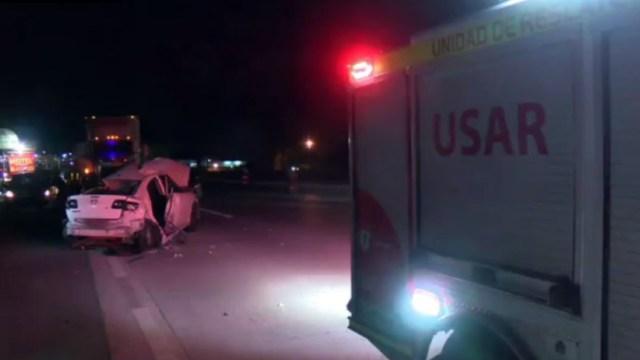 Seis personas resultan lesionadas tras aparatosos accidentes en Jalisco