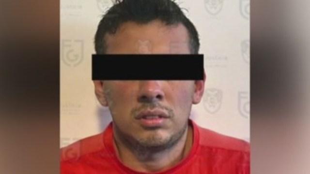 Autoridades de la Ciudad de México capturan al llamado 'Acosador de Clavería'. (Foto: Noticieros Televisa)