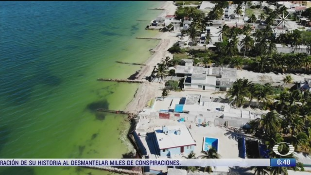 advierten sobre efectos de erosion marina en yucatan