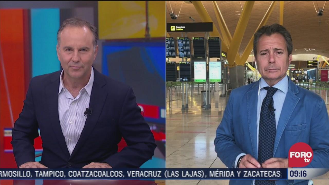 aeropuerto de madrid listo para recibir a emilio lozoya