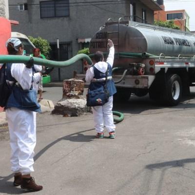 Megacorte de agua: Estas serán las alcaldías de la CDMX y los municipios del Edomex afectados